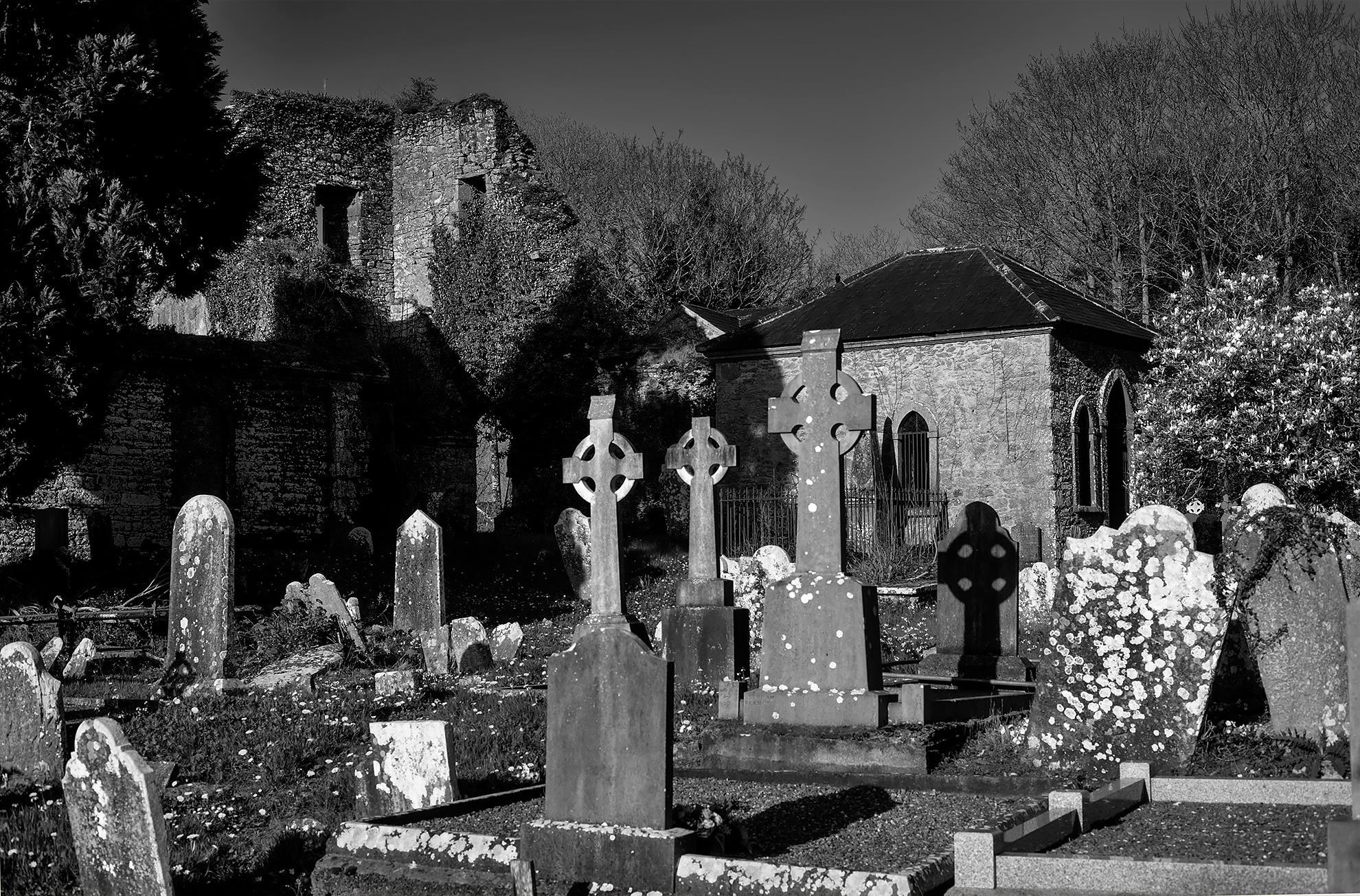 Castlelyons Graveyard