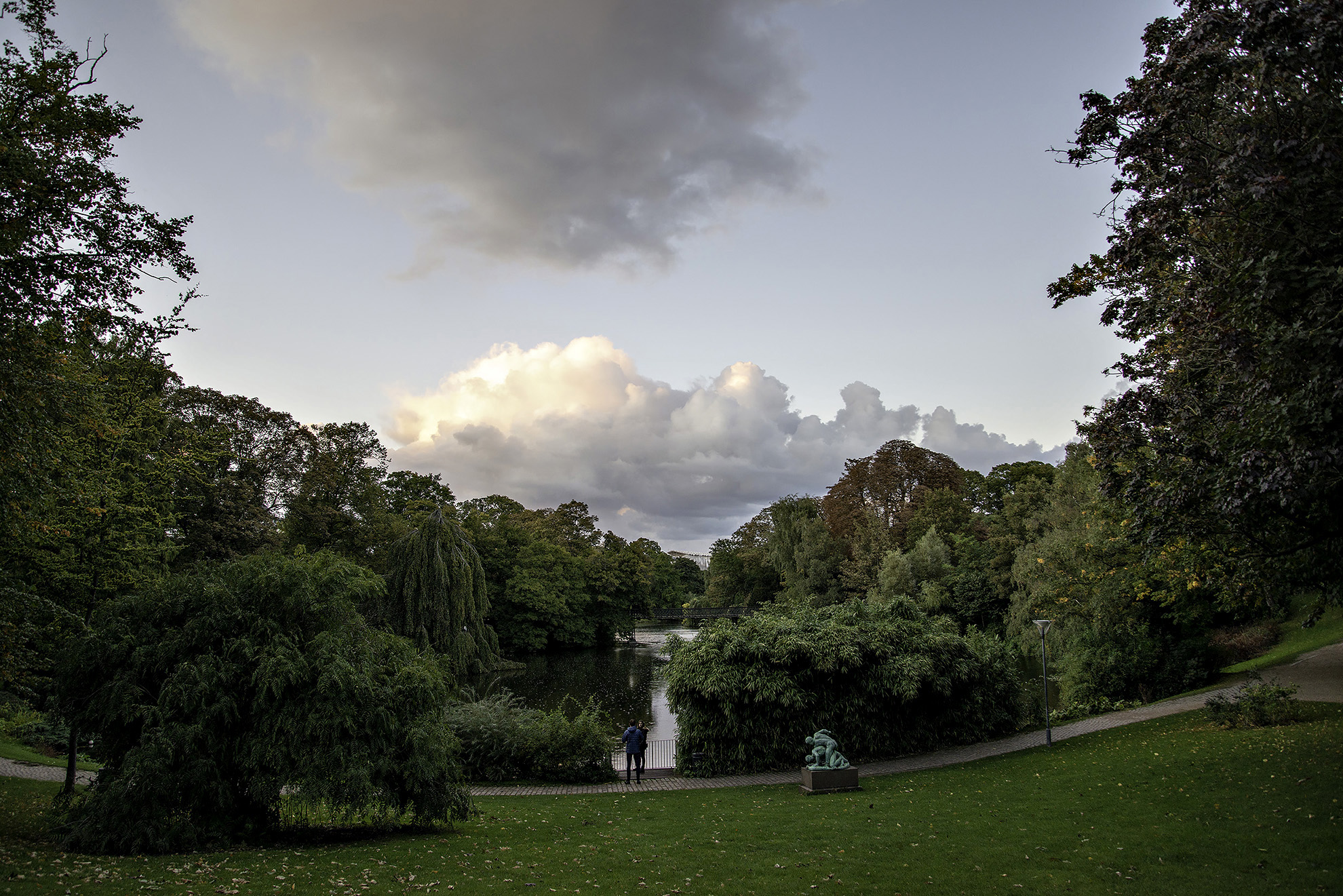 Ørstedsparken, Copenhagen