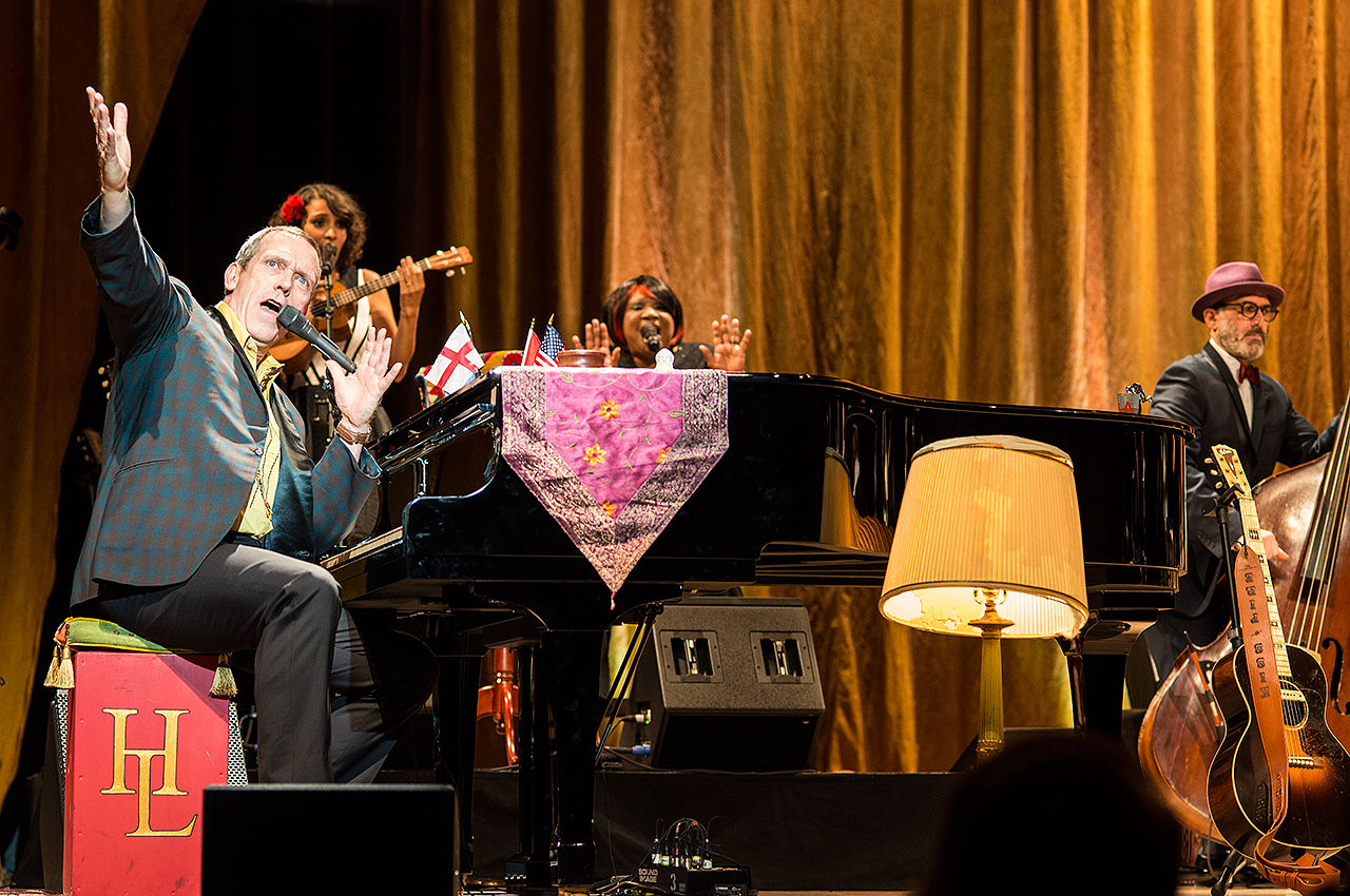 Hugh Laurie & the Copperbottom Band