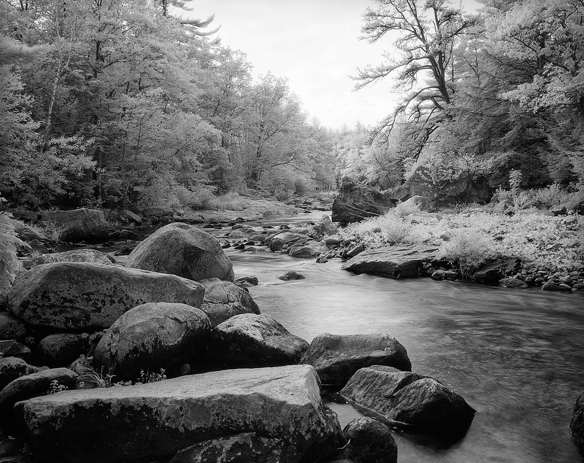 New Hampshire river