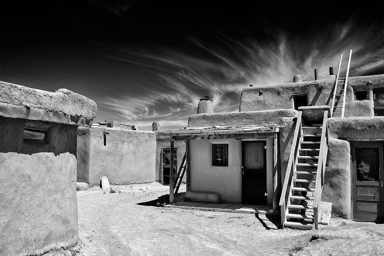 Home, Taos Pueblo