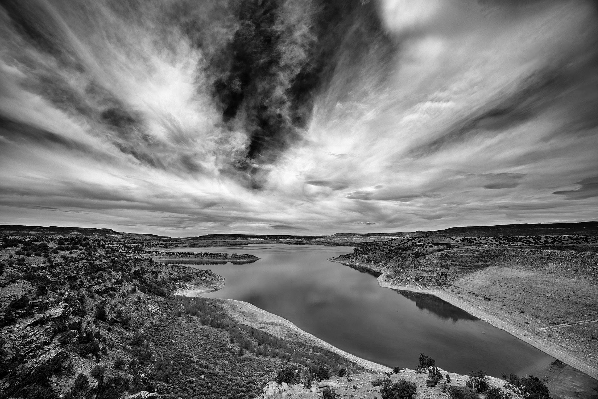 Abiquiu lake, NM